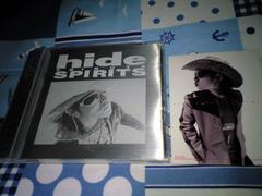 『hide TRIBUTE SPIRITS』 ヒデ 廃盤CD 布袋寅泰