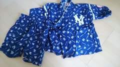 ニューヨークヤンキース95甚平美品夏祭り