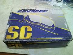 UCF20/21セルシオ用 WedsSport REVSPEC SC ブレーキパッドフロント 未使用品