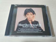 刀根麻理子CD「MARIKO BRAND 2マリコ・ブランド2」●