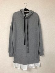 Forever21☆レイヤードワンピース