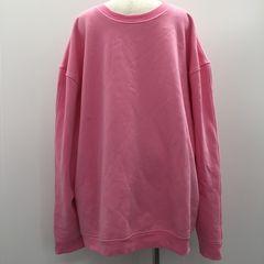 【GENKINGオク】H&M ビッグシルエットトレーナー ピンク