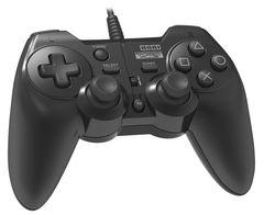 新品即決 PS3 ホリパッド3 ターボプラス ブラック コントローラー