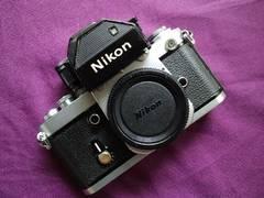 Nikon機械式pro機F2フォトSボディ