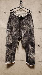 新品KMRIIケムリ Powder Storm Layered Pants 3 Black