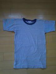 45rpm ボーダーTシャツ