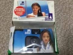 非売品☆超激レア【安室奈美恵】フジカラー写ルンですカメラ