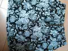 お水キャバにも花柄スカート美品激安1回着用のみ