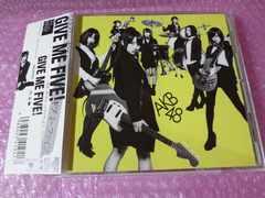 先着1円! AKB48 GIVE ME FIVE ※同梱不可