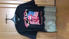 激安90%オフシュプリーム系、海外限定、アメカジ、Tシャツ(新品タグ、黒、L)