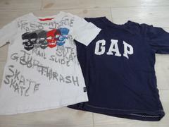 gap☆Tシャツ 2点セット 120☆