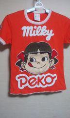 ペコちゃんTシャツS