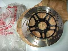CB400Dスーパーホーク�VCB250ND新品リアディスク