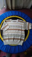半袖サマーセーター(Mサイズ)