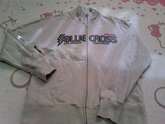 BLUE CROSSスウェットジャンパー160美品