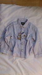 新品BAFFY KID'S税込2990円サイズ110シャツ