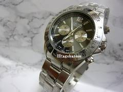 新品 定形外可能 腕時計 シルバー/デイトナ好きに