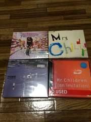 千円!Mr.Childrenミスチルアルバム�Cセット