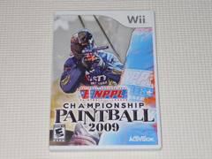 Wii★NPPL CHAMPIONSHIP PAINTBALL 2009 海外版
