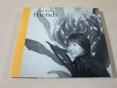 綾戸智絵CD「friends」女性ジャズシンガー●