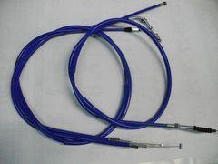 (2004C)CB250TCB400Nホーク20cmロングワイヤーブルーセット