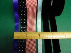 使いかけのリボン、テープ・6種類309グラム(��9121)