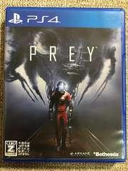 PREY 美品 PS4 プレイ