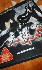 PS2☆天誅 紅☆