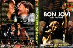BON JOVI LOST HIGHWAY 2008 ボンジョヴィ