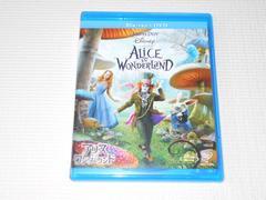 BD★アリス・イン・ワンダーランド DVD付 2枚組