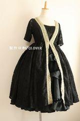 オリジナルドレス 黒レース M〜Lサイズ