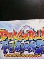 3DS[ドラゴンボールフュージョンズ]ジクーカン戦士SP!4戦士get!限定QRコード