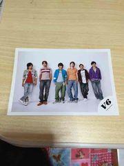 V6☆公式写真 集合