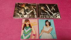 NMB48 MUST BE NOW 初回盤typeA B CD+DVD�A枚セット 写真付き