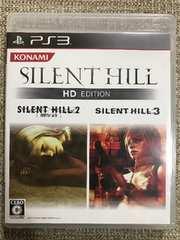 サイレントヒルHDエディション PS3 SILENT HILL HD EDITION