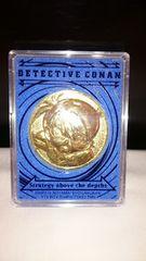 開封(未使用)貴重!名探偵コナン劇場版 水平線の陰謀 記念メダル 2005