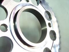 (38)CB250TホークCB400Tリアースプロケットセンターカラー