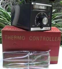 和泉電気/THERMO CONTROLLER温度調節器未使用品!!