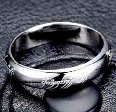 新品 1円〜★送料無料★ 10号 ステンレス鋼 シルバーリング K18WGF 指輪