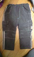 男の子用長ズボン(90�a)