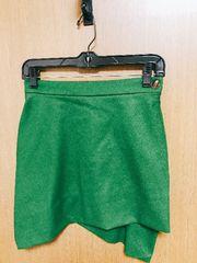 ヴィヴィアン緑系 ミニスカート サイズ4