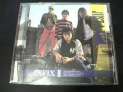 INFIX CD JUST A HERO インフィクス廃盤
