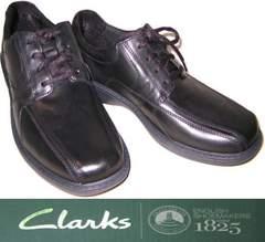 クラークス紳士靴プレゼント父の日ビジネスシューズ266114us8