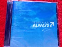 BIG BANG 1ST MINI ALBUM ALWAYS ビッグバン