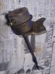 CA18DETエンジン用純正タービンアクチュエーター加工用に