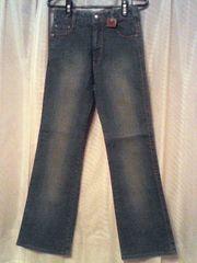 新品未使用XOXOのデニムのズボン