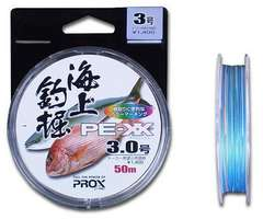 プロックス 海上釣堀PEライン PE-XX 3号★送料無料★