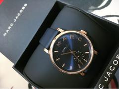 新品 日本購入 marc jacobs 時計 マークジェイコブス クリスマス