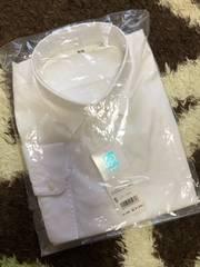 UNIQLO *UVカット ストレッチブロード シャツ半袖/S