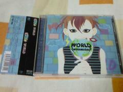 CD ムラマサ☆ アルバム World
